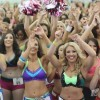Texans Cheer Tryouts