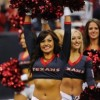 Texans Cheer Liz