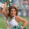 Dolphins Cheerleader Monica