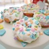 Conversation Heart Donut Recipe