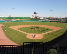 Sugar Land Skeeters Opening Day