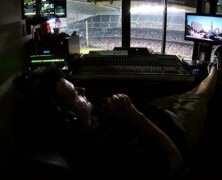Astros' Music Man Cranks Out Hits