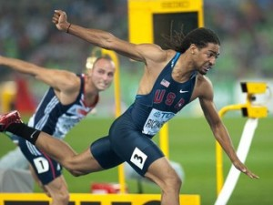 Jason Richardson makes his Olympic debut in London in track and field