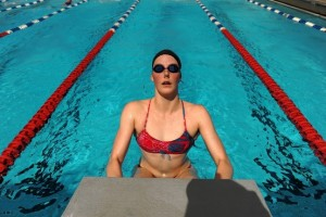 Missy Franklin, photos courtesy of Chris Schneider for The Wall Street Journal