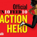 Jayme Lamm from The Blonde Side is an official Women's Health Action Hero