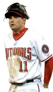 Washington Nationals Third Baseman, Ryan Zimmerman
