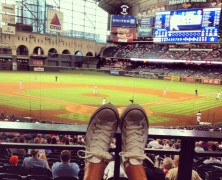 10 Advantages of an Astros Game over an NBA Finals Game