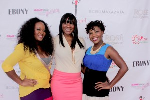 The Social Cix: Dorcey Kuti, Marjorie Sheriff & Kelly King