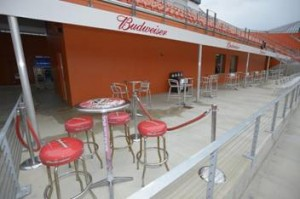 Budweiser Patio at BBVA Compass Stadium