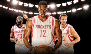 The 2013 Houston Rockets Led by Dwight Howard