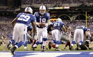 Joseph Addai vouches Peyton is just as cool as we always thought