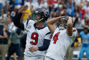 Add another body part to Texans 2013 problems: legs