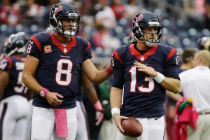 Texans quarterback issues