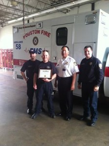 Station 58 First Responders!