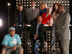 Rachael vs Guy, Season 3 with Herschel Walker and contestants