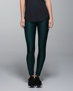 You see great lululemon running tights. I see the most perfect Philadelphia Eagles gameday pants.