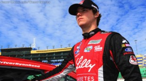 NASCAR driver and diabetes advocate Ryan Reed