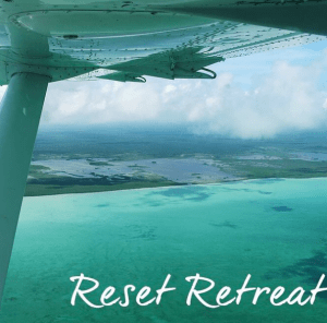 The Blonde Side is headed to Belize with The Reset Retreat