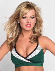Bucks Dancer Lauren (photo via John Grant Photography)