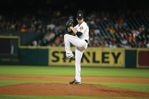 Collin McHugh - more than just a pitcher. (Photo courtesy of Houston Astros)