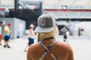 The Blonde Side recaps X Games Austin - photo: Clark Terrell