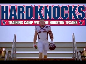 Hard Knocks Texans Training Camp (courtesy photo)