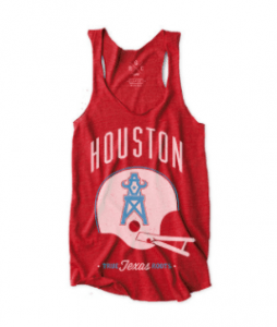Running Game Clothing Houston Tank