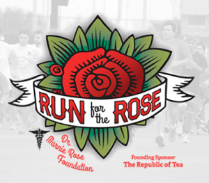 Join The Blonde Side's Run for the Rose team