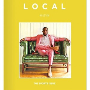 Kareem Jackson - The Cover Story for March 2016 Sports Issue // Photo: Maximilliam Burkhalter