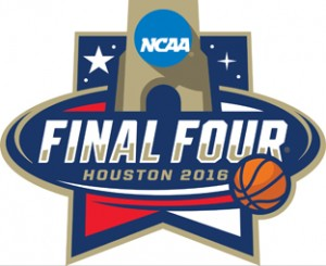 NCAA Final Four Houston, April 2 - 4, 2016
