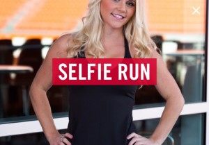 Join The Blonde Side's Wings for Life Selfie Run Team