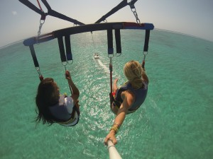 Adventures with Belize Parasail