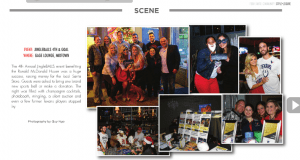 JingleBALLS Party Pics in LOCAL Houston Magazine