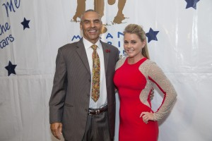 Herm Edwards and The Blonde Side at the Moran Norris Foundation Gala, June 2016 (Photo Courtesy: Troy Fields)