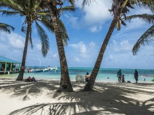 Beaches in Belize. Photo courtesy of Belize Tourism Board