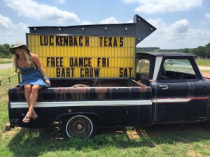 Bart Crow Band at Luckenbach
