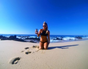 The Blonde Side taking in all things Cabo