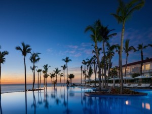 One&Only Palmilla infinity pool in Cabo San Lucas. Courtesy Photo