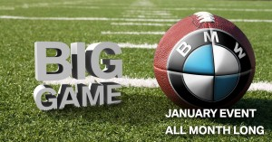 Win Houston Super Bowl tickets with a test-drive at BMW of West Houston