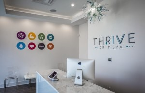 ThrIVe Drip Spa in Houston